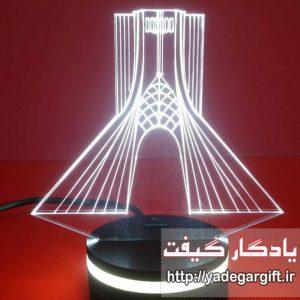 چراغ خواب طرح برج آزادی