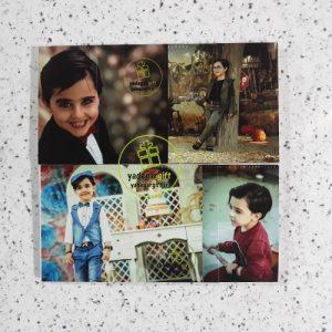 آلبوم جادویی تصاویر روبیک کارتی